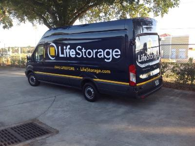 Truck rental available at Life Storage at 4400 US Highway 98 N in Lakeland