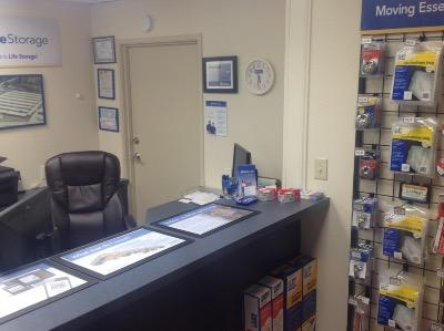 Life Storage office at 1151 W Euless Blvd in Euless