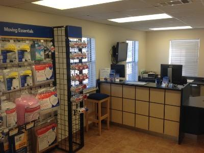 Life Storage office at 5575 Davis Blvd in North Richland Hills