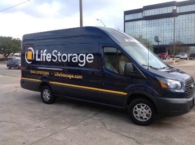 Truck rental available at Life Storage at 3636 Ambassador Caffery Pkwy in Lafayette