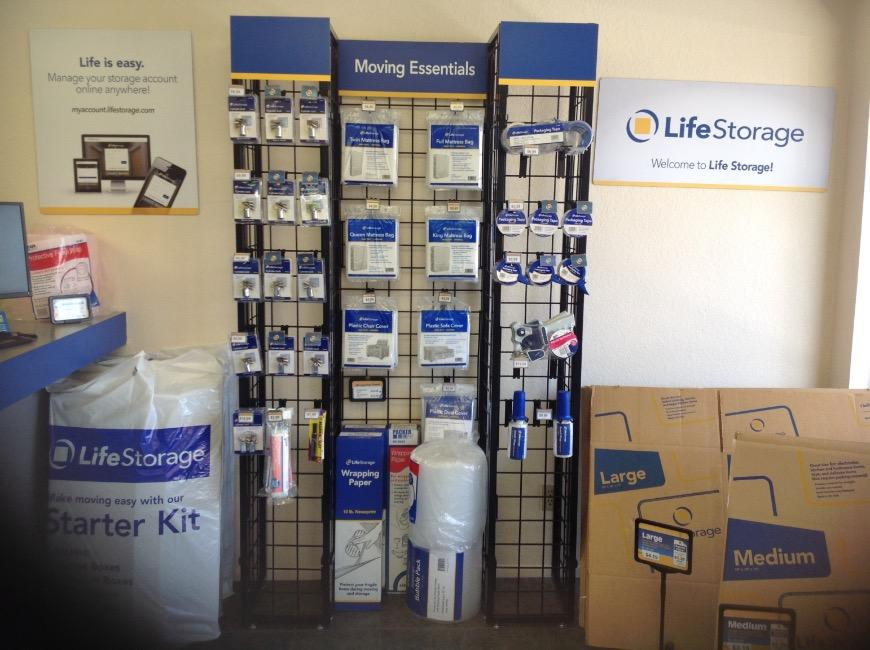 Storage Units In Mesa Near Phoenix Life Storage Facility