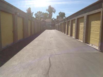 Storage Units for rent at Life Storage at 545 W Broadway Rd in Mesa
