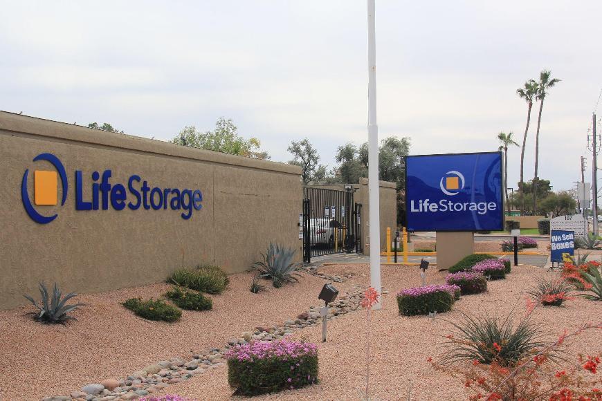 Self Storage Units Near Mesa 139 N Greenfield Rd Life