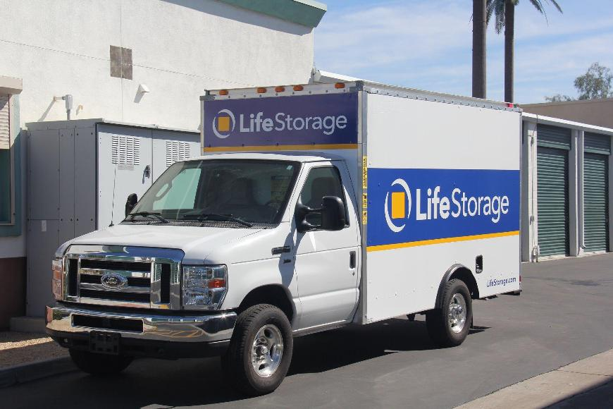 Truck Al Available At Life Storage 3641 W Camelback Rd In Phoenix