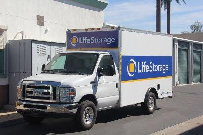 Truck rental available at Life Storage at 3641 W Camelback Rd in Phoenix