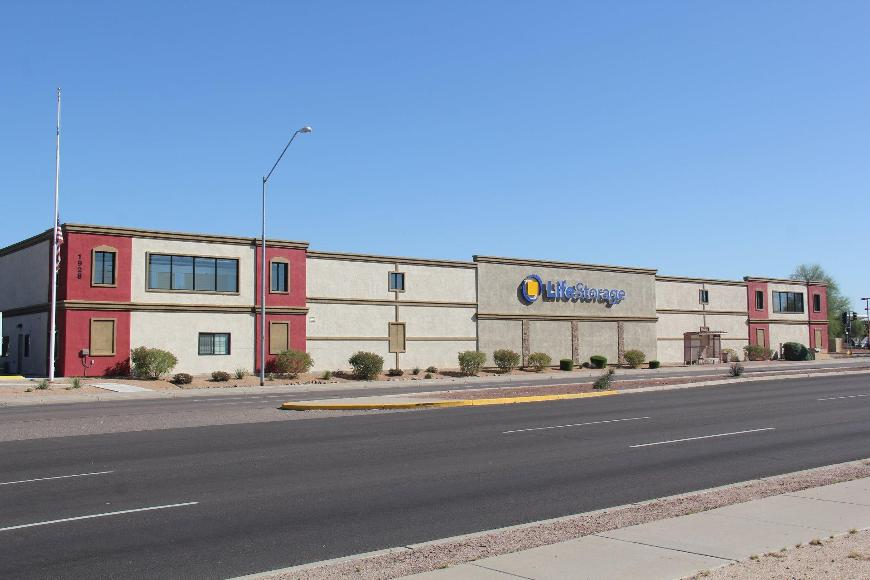 Storage Buildings At Life 1928 East Bell Road In Phoenix