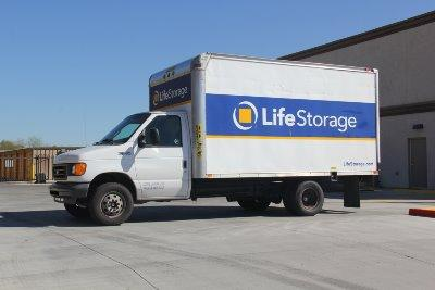 Truck rental available at Life Storage at 1928 East Bell Road in Phoenix