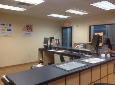 Life Storage office at 5605 W Sunrise Blvd in Plantation