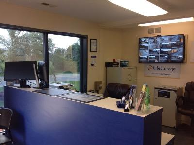 Life Storage office at 600 Cannon Road in Myrtle Beach