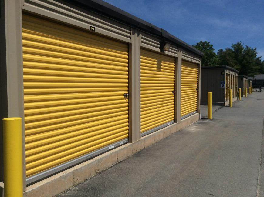 & Storage Units at 6 Industrial Park Rd - Saco - Life Storage #239