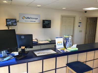 Life Storage office at 55 Holman Rd in Plymouth