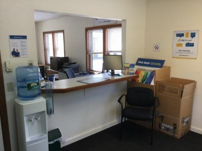 Life Storage office at 6 Washington Circle in Sandwich