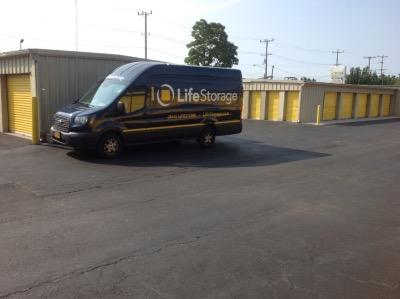 Truck rental available at Life Storage at 430 Spencer Street in Syracuse