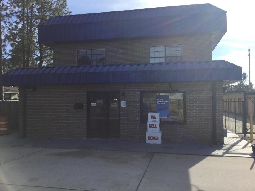 Storage Buildings At Life 10901 Abercorn St In Savannah