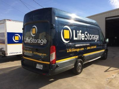Truck rental available at Life Storage at 2233 Franklin Drive in Mesquite