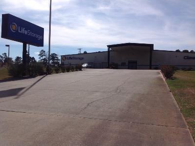 Life Storage Buildings at 15261 Highway 105 W in Montgomery