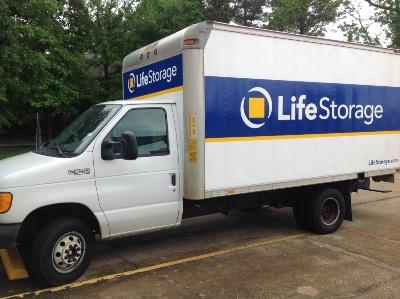 Truck rental available at Life Storage at 15261 Highway 105 W in Montgomery