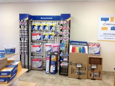 Moving Supplies for Sale at Life Storage at 188 S LHS Dr in Lumberton