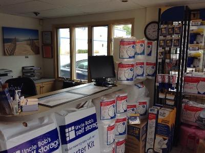 Life Storage office at 9 Hardscrabble Ct in East Hampton