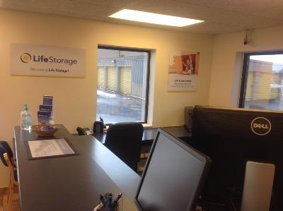 Life Storage office at 8239 Thompson Rd in Cicero