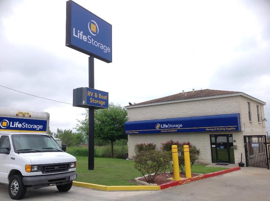 Self Storage Units Near San Antonio 10260 Marbach Rd