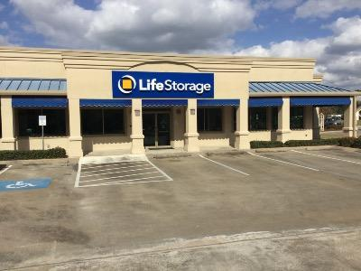 Life Storage Buildings at 13033 Jones Rd in Houston