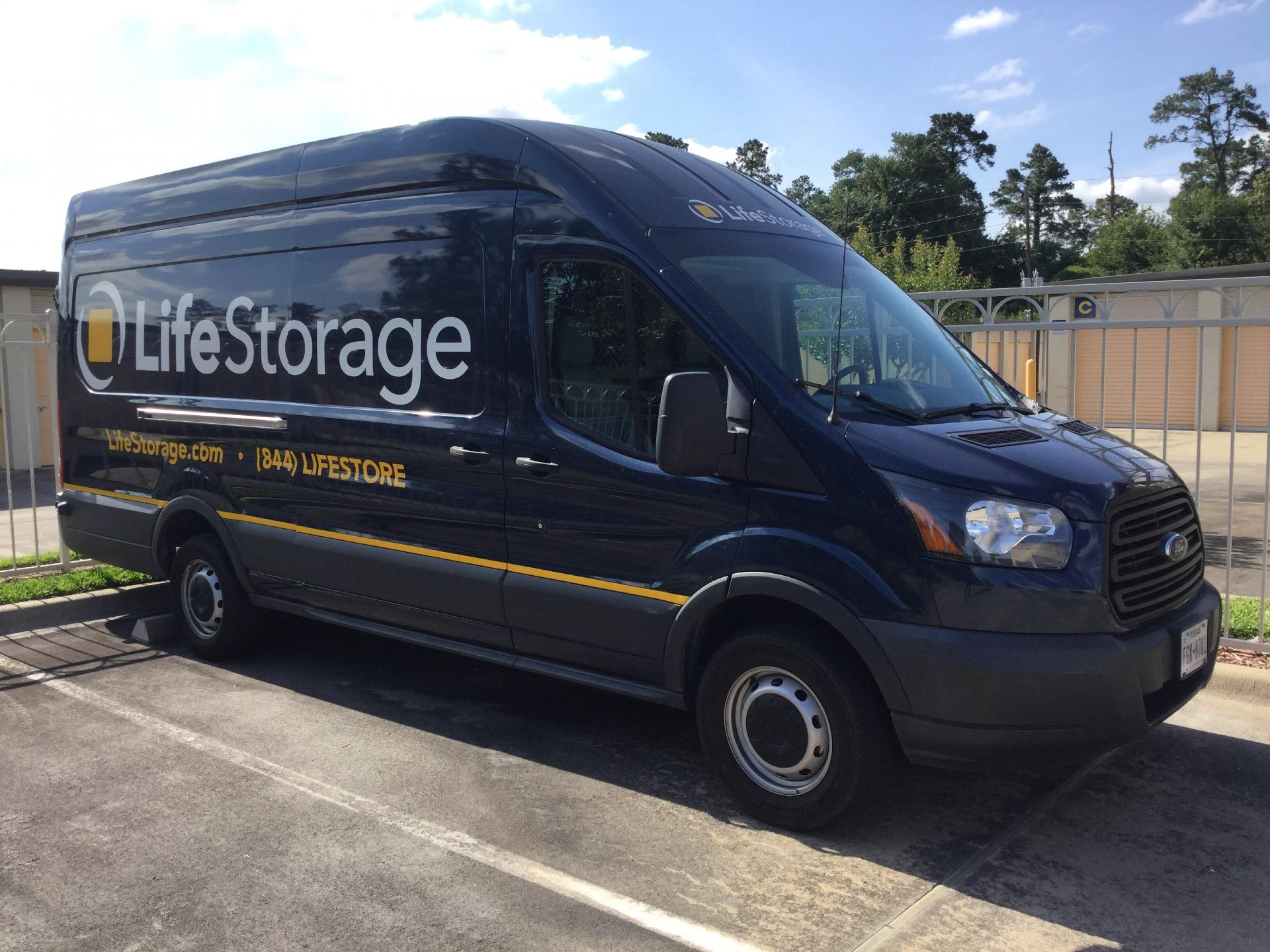 Life Storage Near Regency Green Houston Tx Rent Storage