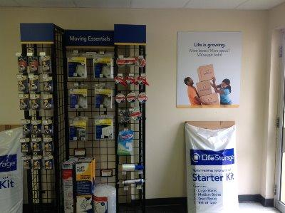 Moving Supplies for Sale at Life Storage at 5922 Cameron St in Scott