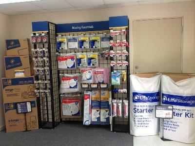Moving Supplies for Sale at Life Storage at 203 Albertson Pkwy in Broussard