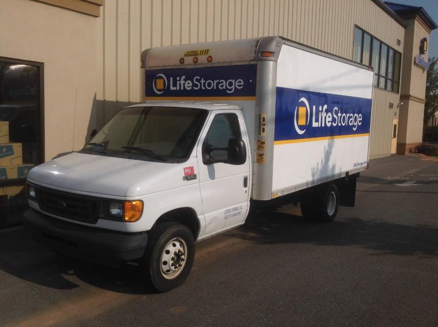 Truck Al Available At Life Storage 550 Road In Gastonia