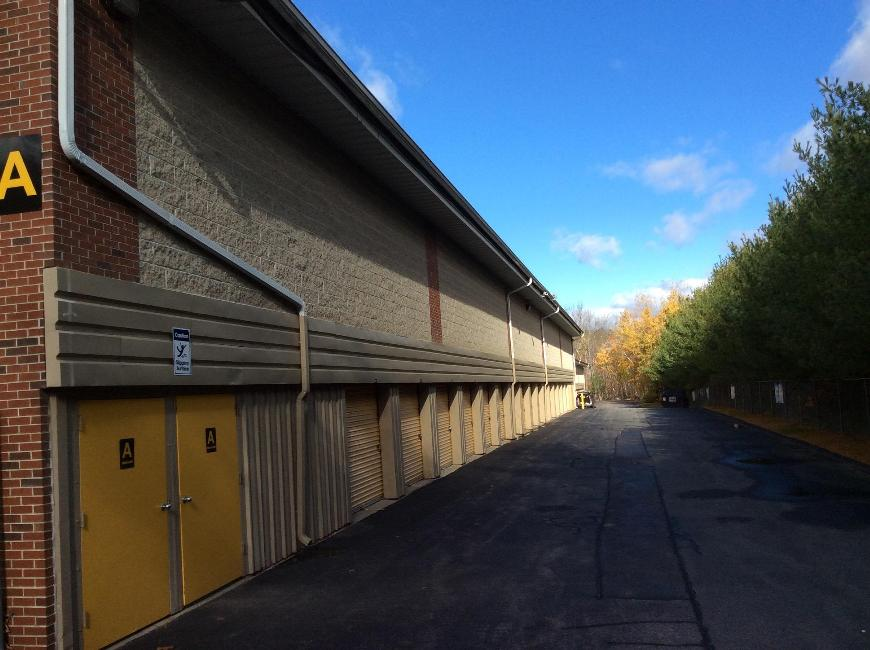 Delightful ... Storage Units For Rent At Life Storage At 120 Spit Brook Rd In Nashua  ...