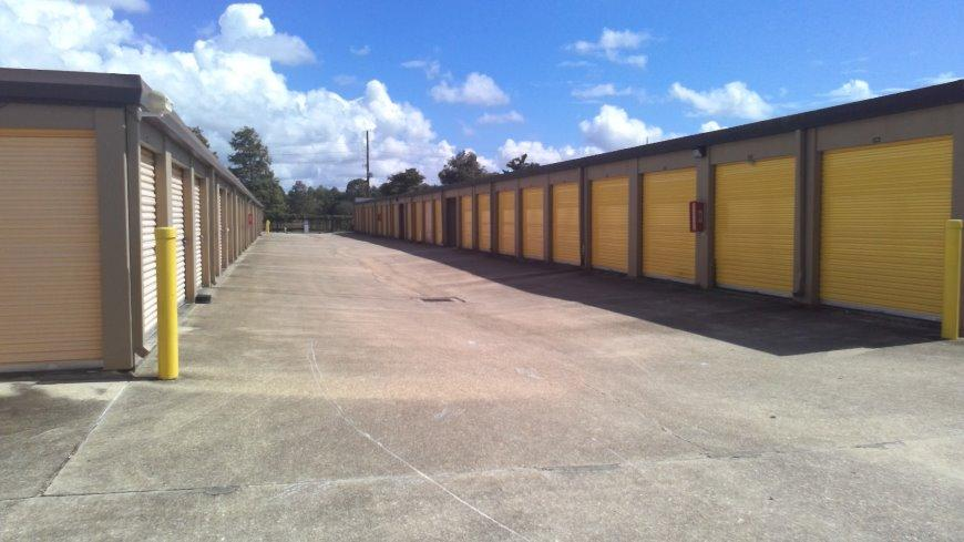 Storage Units In New Orleans Near Algiers Life Storage Facility 306