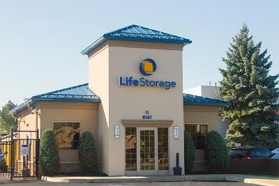 Life Storage Buildings at 8161 Main Street in Williamsville