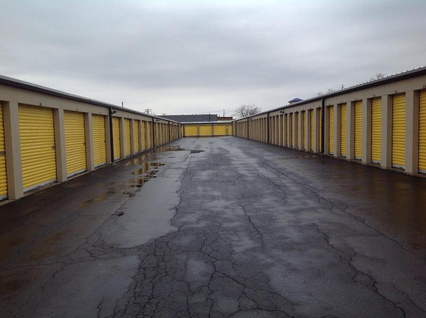 Storage Units For At Life 8161 Main Street In Williamsville