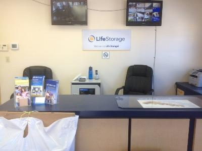 Life Storage office at 2401 S Wilmington St in Raleigh