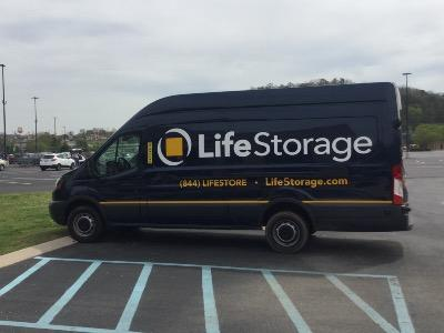 Truck rental available at Life Storage at 6103 Lee Highway in Chattanooga