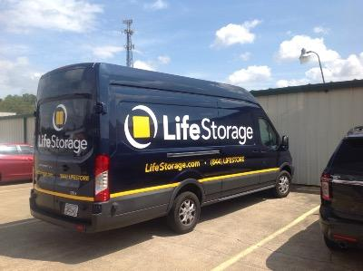 Truck rental available at Life Storage at 3153 Williams Rd in Columbus
