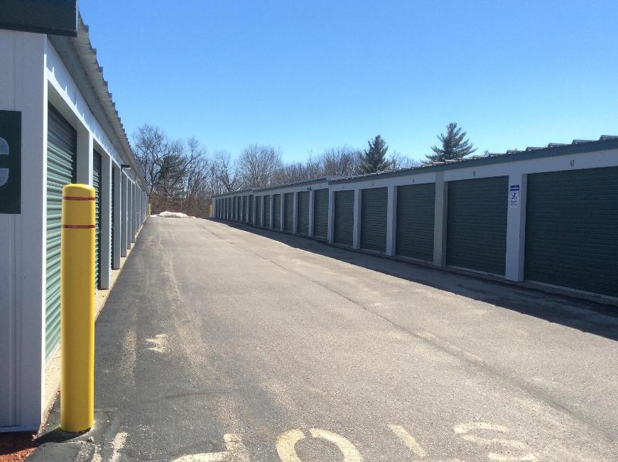 & Storage Units at 11 Integra Dr - Concord - Life Storage #332