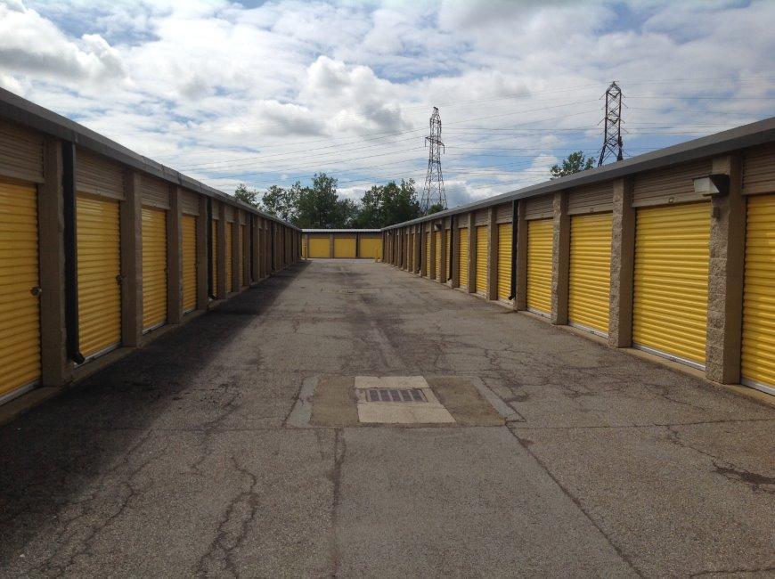 & Storage Units at 300 Langner Rd - West Seneca - Life Storage #333