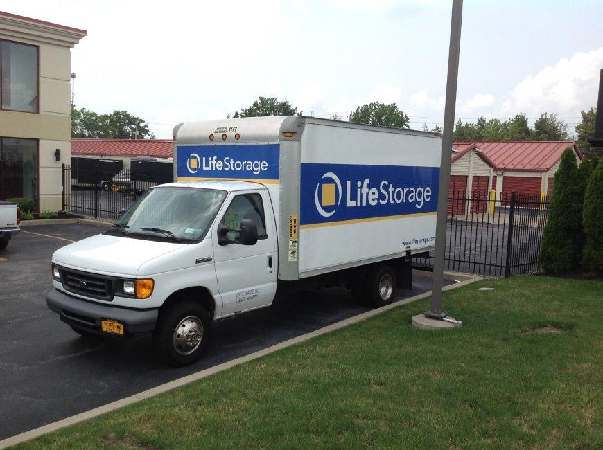 ... Truck Rental Available At Life Storage At 2802 Transit Rd In West Seneca  ...
