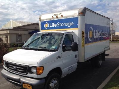 Truck rental available at Life Storage at 3154 Union Rd in Cheektowaga