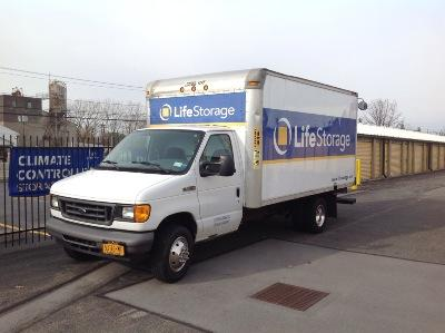 Truck rental available at Life Storage at 521 Young St. in Tonawanda