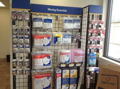 Moving Supplies for Sale at Life Storage at 6104 S Transit Rd in Lockport