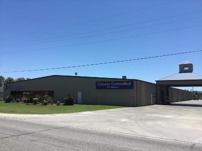 Storage buildings at Life Storage at 9595 Highway 69 in Port Arthur
