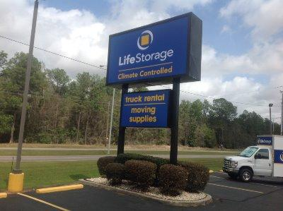 Miscellaneous Photograph of Life Storage at 8781 Airport Blvd. in Mobile