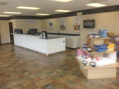 Life Storage office at 1600 W Nine Mile Rd in Pensacola