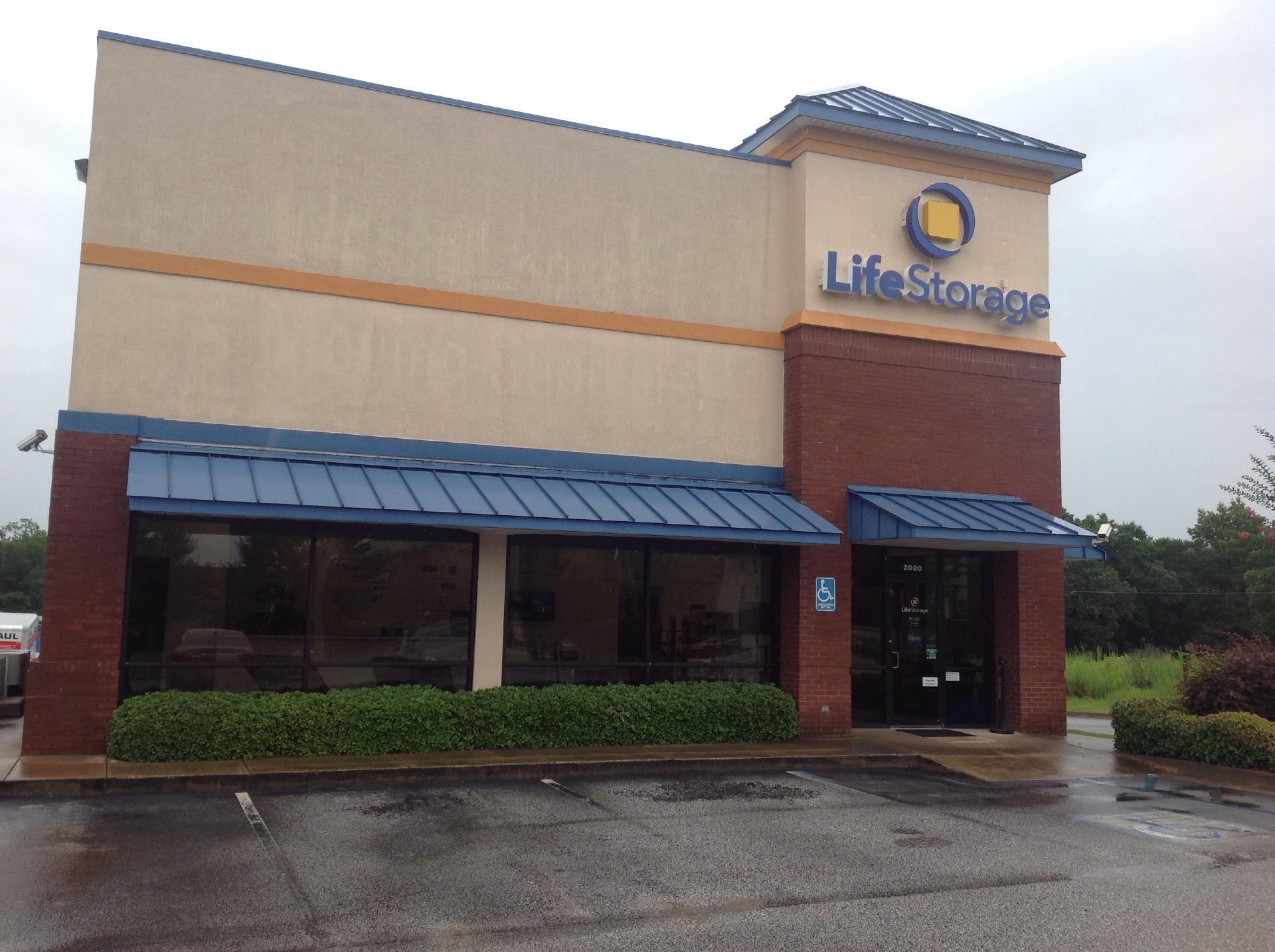 Life Storage near Auburn University, Auburn AL | Rent Storage ...