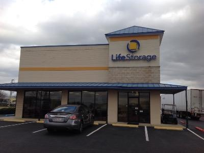 Life Storage Buildings at 115 S. Arrowhead Dr. in Montgomery