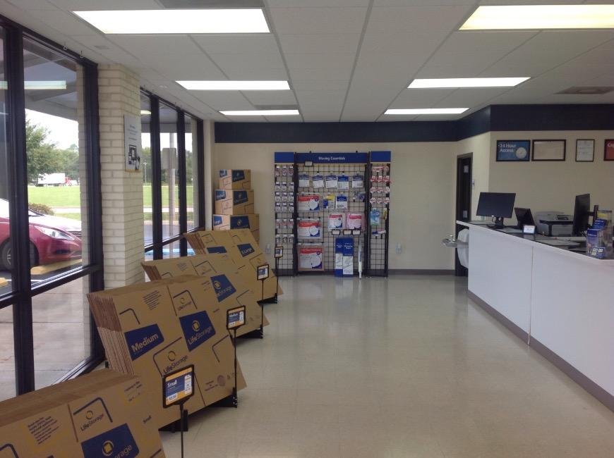Miscellaneous Photograph Of Life Storage At 115 S Arrowhead Dr In Montgomery