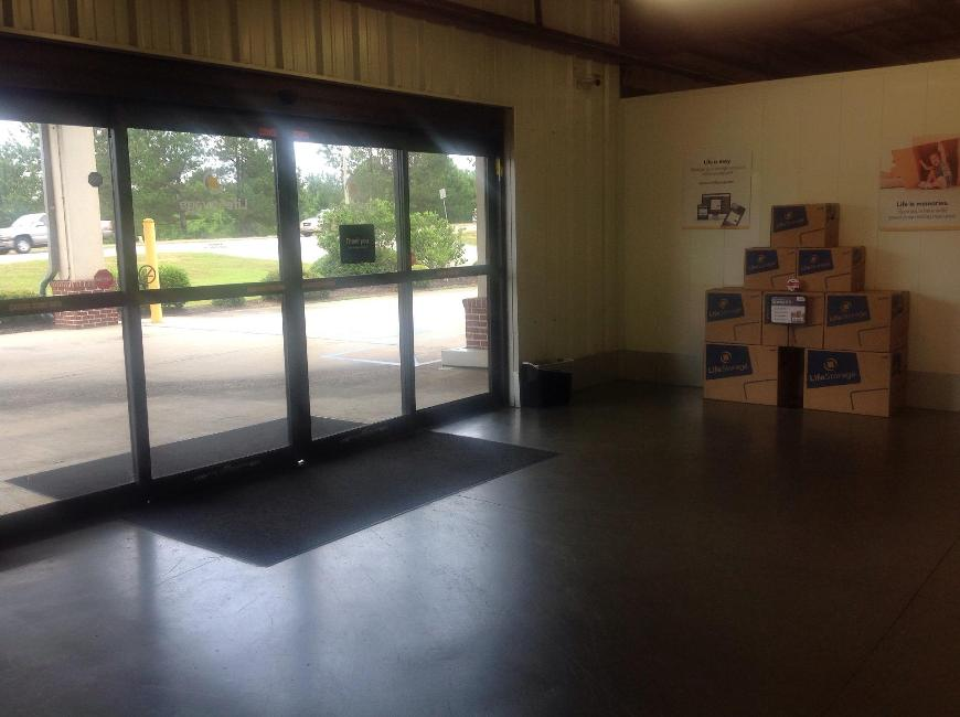 Miscellaneous Photograph Of Life Storage At 421 Clic Dr In Hattiesburg